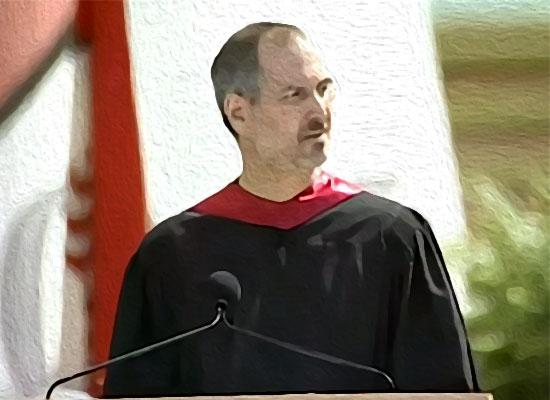 Выступление Стива Джобса в Стенфорде.