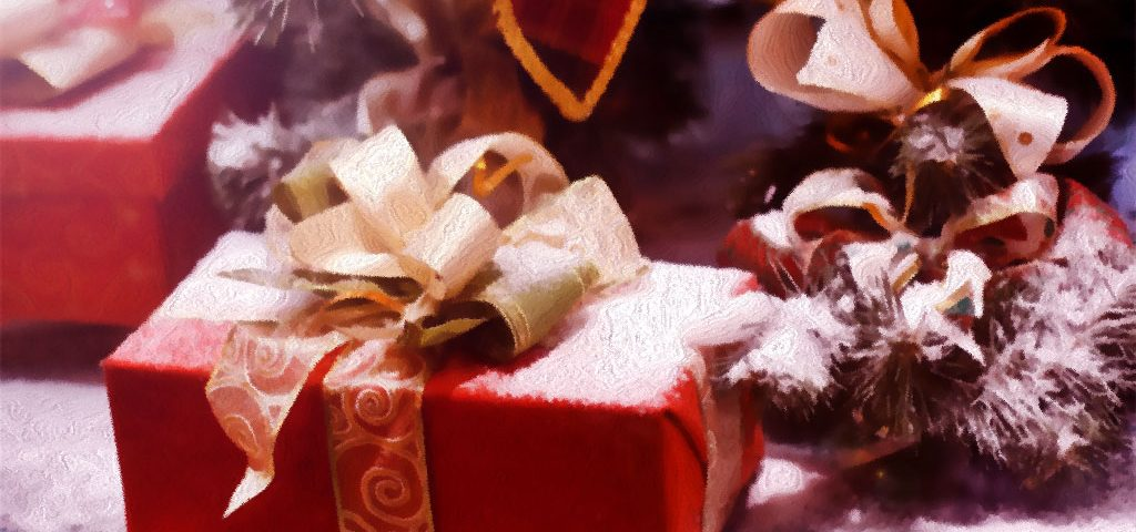 Выбираем подарок на Новый год!
