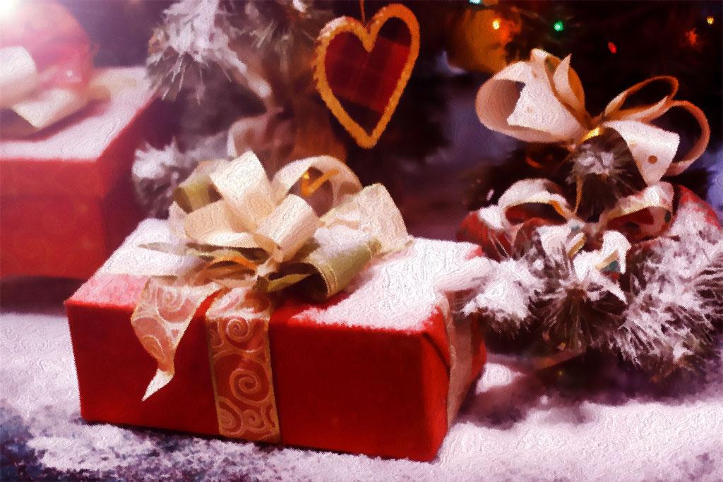 Выбираем подарок на Новый год! Чем порадовать своих близких?