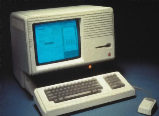 компьютер Liza Aple
